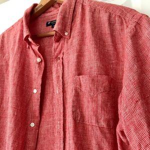 Daniel Cremieux | Classics linen casual shirt